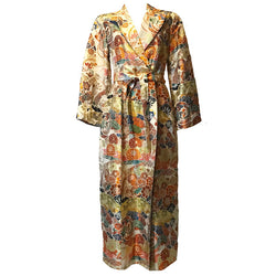1950's Japanese Brocade Opera Coat