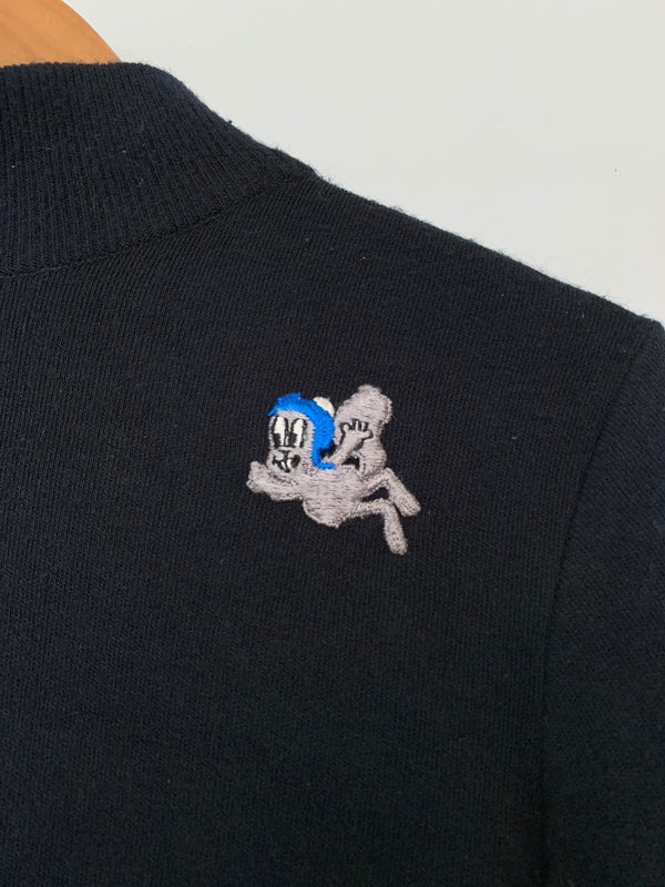 1960s Rocky the Flying Squirrel Sweater