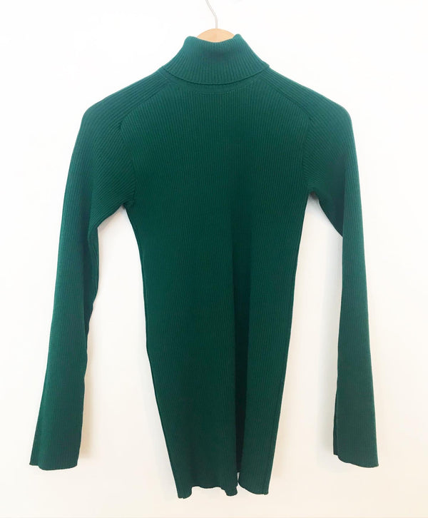 1960's Ribbed Jantzen Turtleneck Sweater