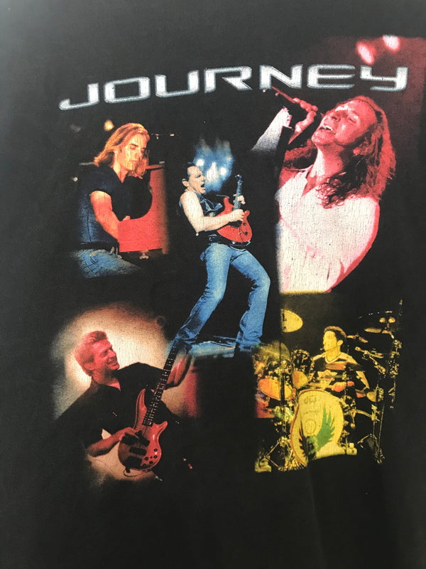 Journey 2001 Arrival Tour Tee