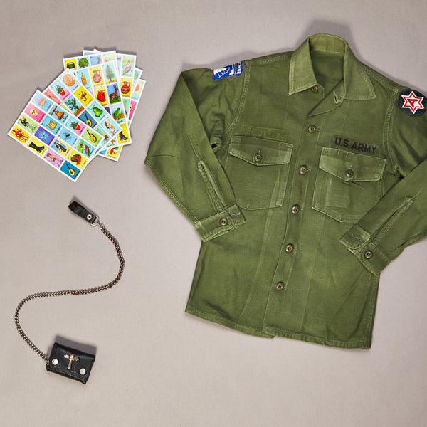1960's Army Shirt