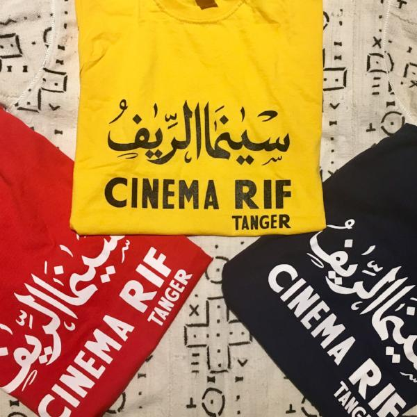 Cinema RIF Tangier T-shirt