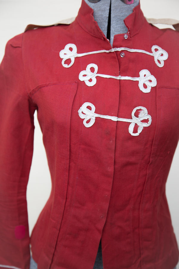 1950s Marching Band Jacket