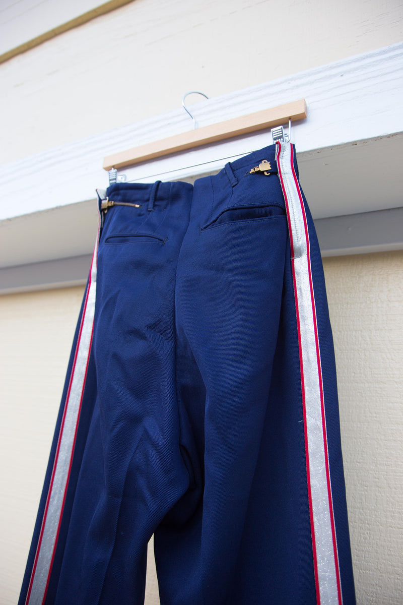 1960's Marching Band Pants