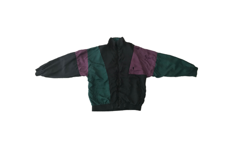 1980's Bill Blass Silk 2pc Tracksuit