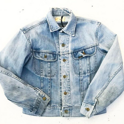 Lee Lightwash Denim Jacket