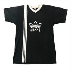 70's Adidas Soccer Jersey tee