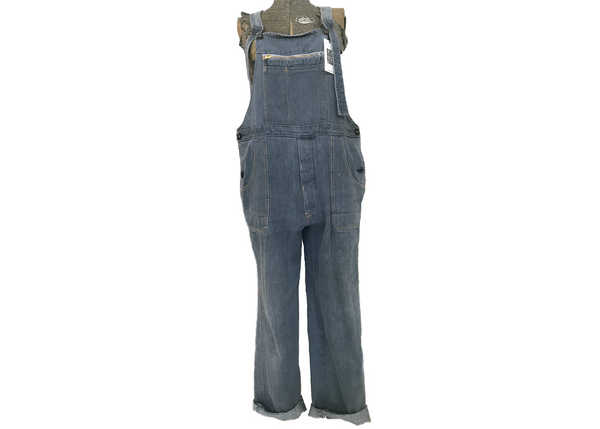 1950's German Workwear Overalls