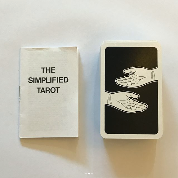 The Simplified Tarot Deck