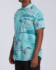 SUNDAYS FLORAL Short Sleeve