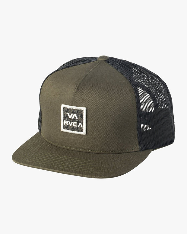 VA ALL THE WAY TRUCKER HAT