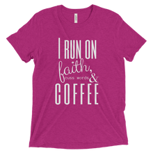 I Run On Tee (3 colors)