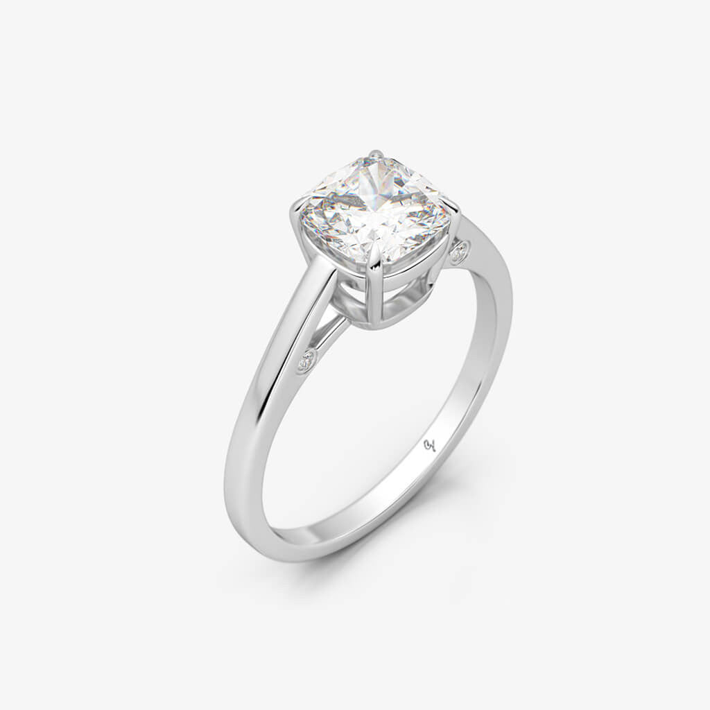 Cushion Solitaire