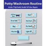Potty / Bathroom Routine