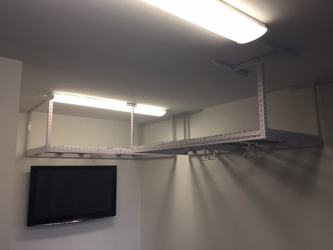 Genius Ceiling Rack Install by Diverse Installs