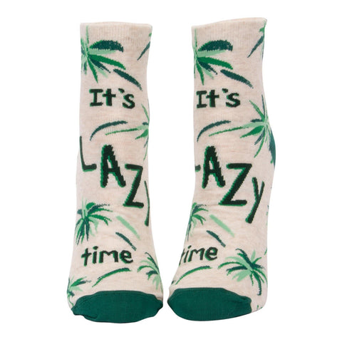 It's Lazy Time - Women's Socks