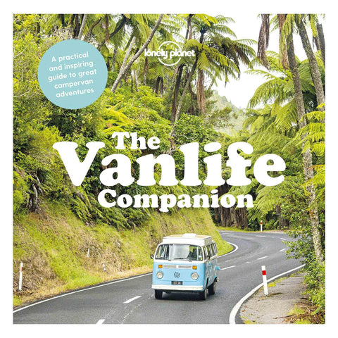 Lonely Planet: The Vanlife Companion