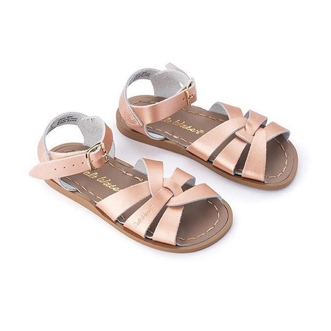 Salt Water Original Sandal (Infant) - Rose Gold