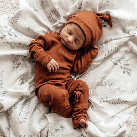 Growsuit (Biscuit) - Size Newborn (0000)