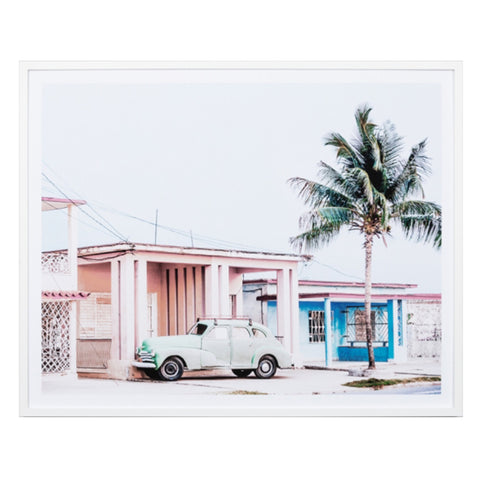 Cuba framed print by Middle of Nowhere