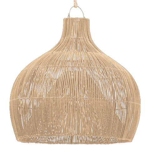 Dari Rattan Oversized Light