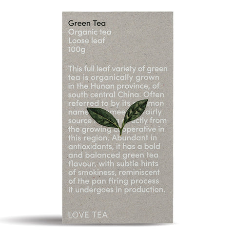Green Tea - Loose Leaf Box 100g