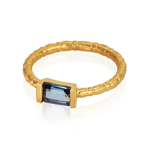 Pia Ring - Topaz Gold