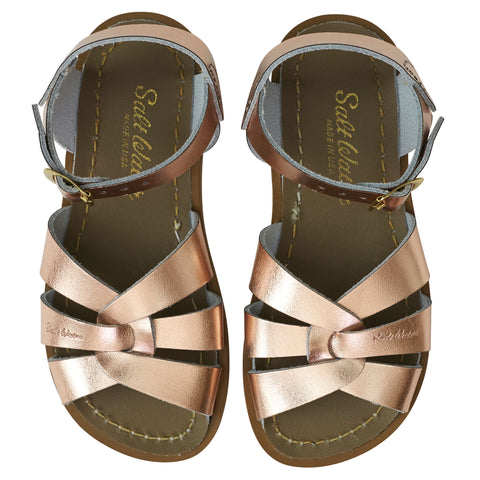 Salt Water Original Sandal - Adult - Rose Gold