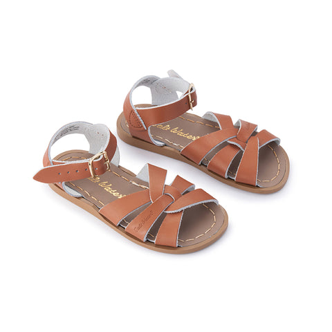 Salt Water Original Sandal (Youth) - Tan