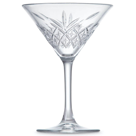 Winston Martini Glasses - Set 4