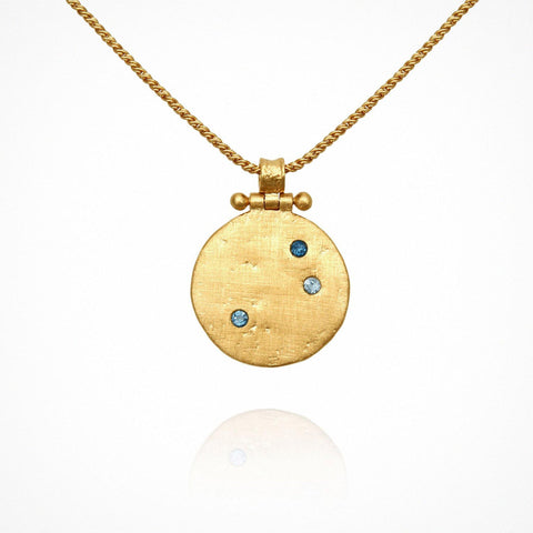 Agni Necklace - Gold