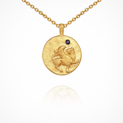 Arielle Necklace- Gold