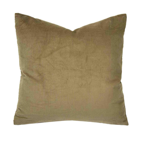 Sloane Square Cushion (Flax) - 50 x 50cm