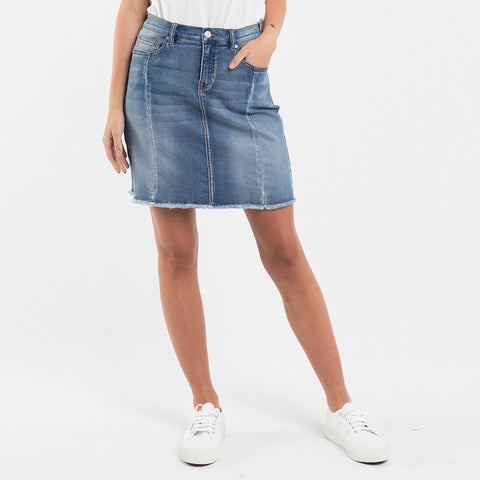Kiama Skirt 2 - Denim