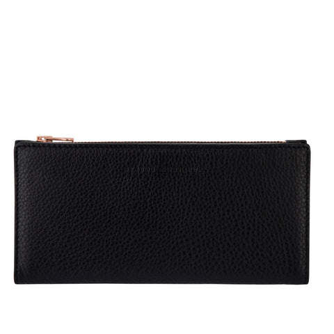 In The Beginning Wallet - Black
