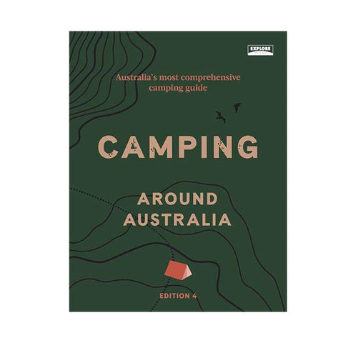 Camping Around Australia (4th Ed)