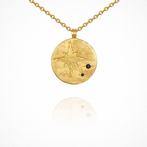 Celina Necklace- Gold