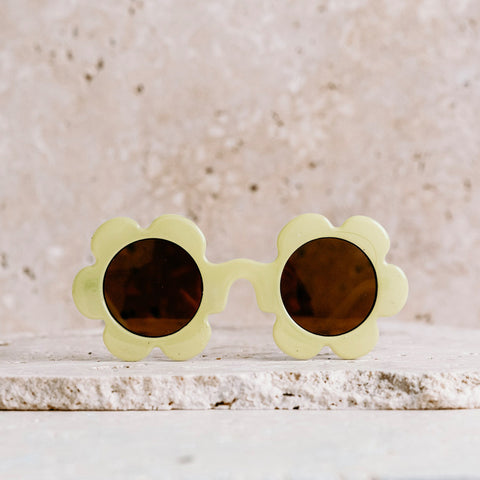 Kids Daisy Sunglasses - Lemonade
