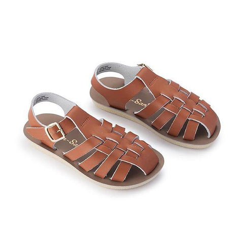 Sun-San Sailor Sandal (Child) - Tan