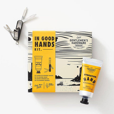 In Good Hands Kit - Gentlemen's Hardware
