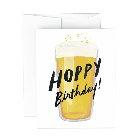 Hoppy Birthday Beer