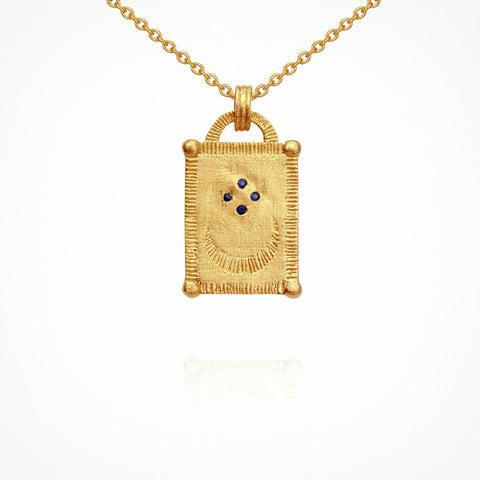 Luci Necklace - Gold