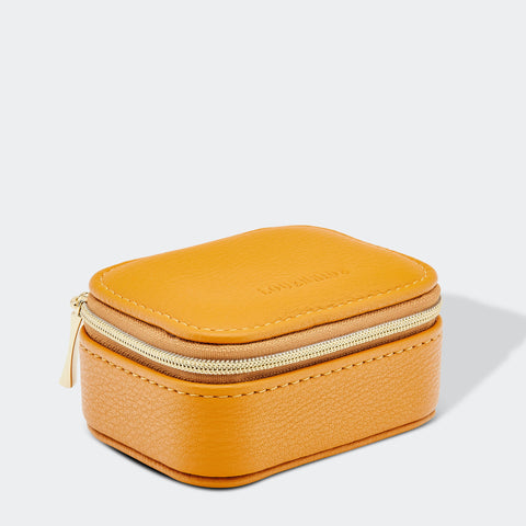Suzie Jewellery Box - Mustard