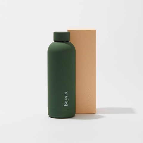 Water Bottle - Olive Green