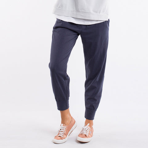 Wash Out Lounge Pant - Navy