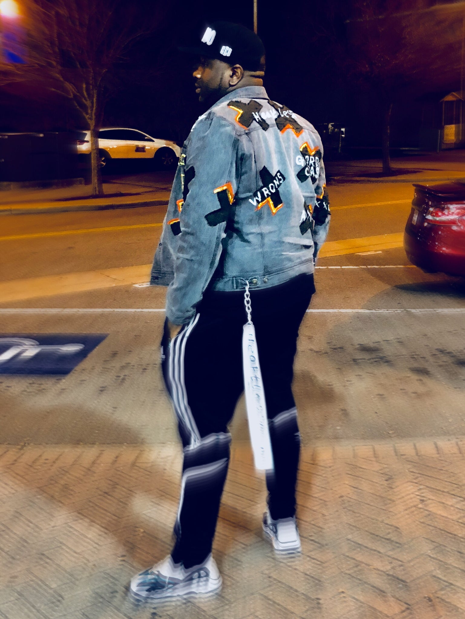 "*PRE-ORDER* HEARTLESS ""Denim"" Jean Jacket"