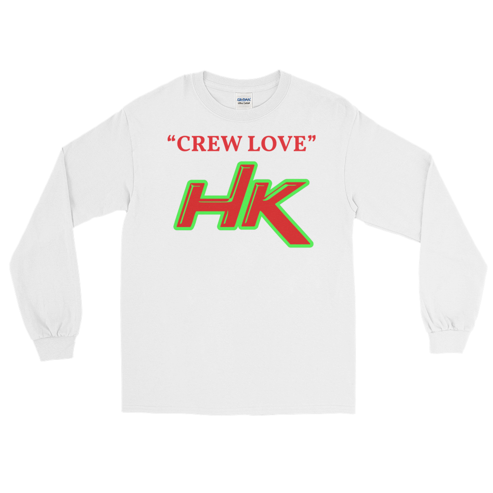 "Heartlessking ""PIT CREW"" long sleeve"