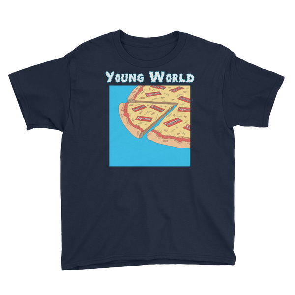 "Young World SZN ""Supreme Pizza"""