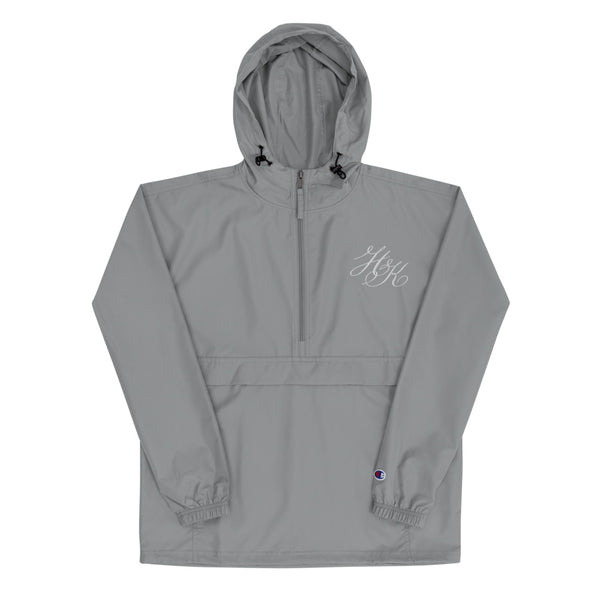 """HK"" Champion Packable Jacket"