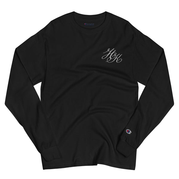 """HK"" Champion Long Sleeve"